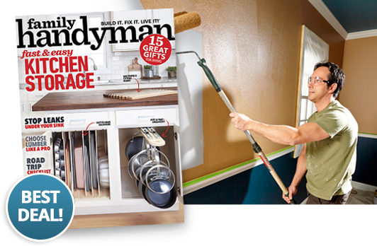 How do you subscribe to the digital edition of The Family Handyman magazine?